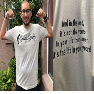 LLC Golf T-Shirt
