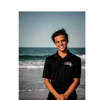 Black Golf/Polo Style LLC Shirt